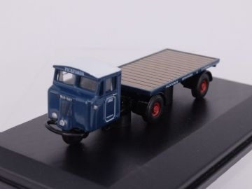 76MH007002 Mechanical Horse Flatbed Trailer
